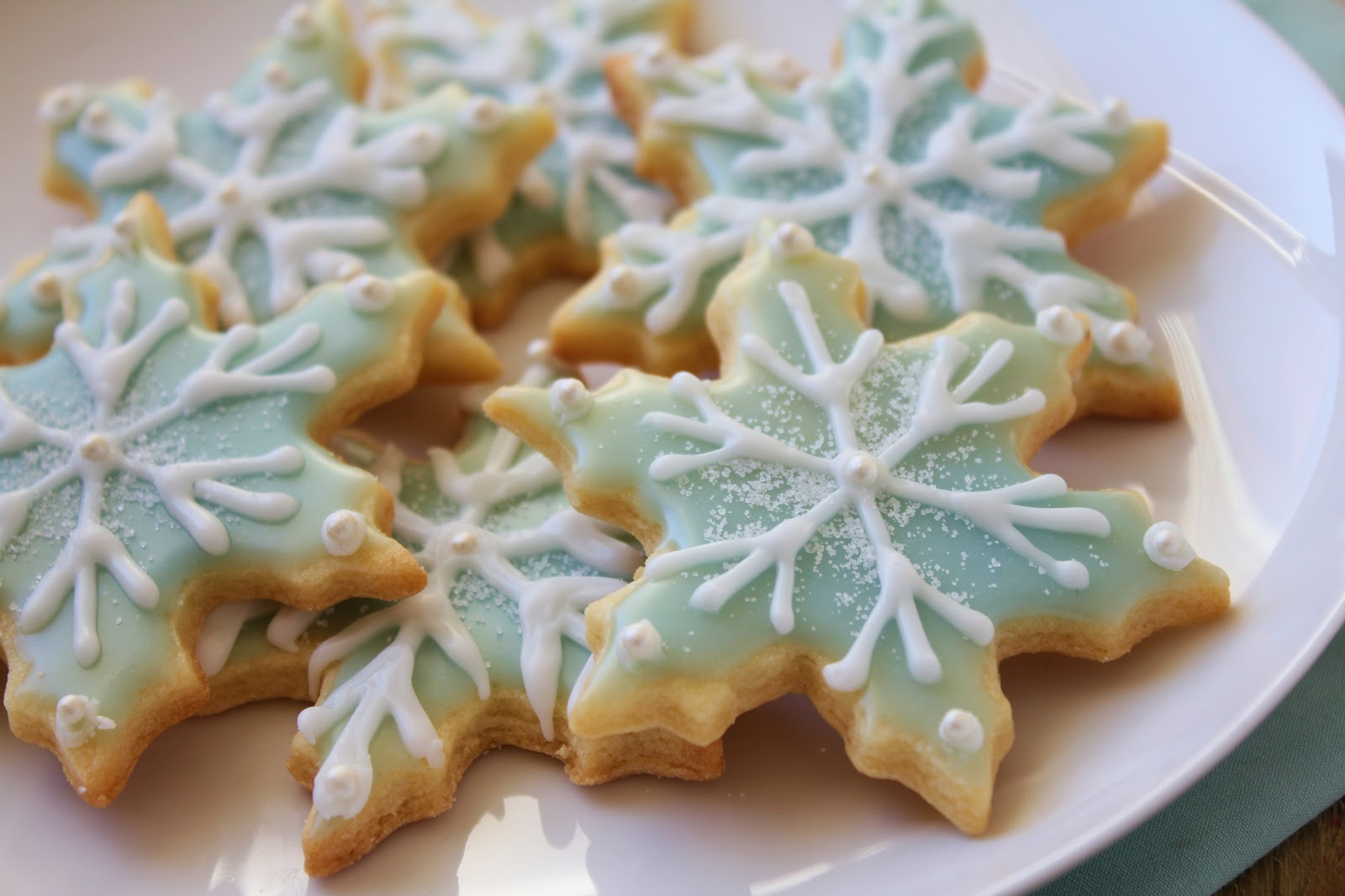 Snowflakes That Stay Delicious As It Looks