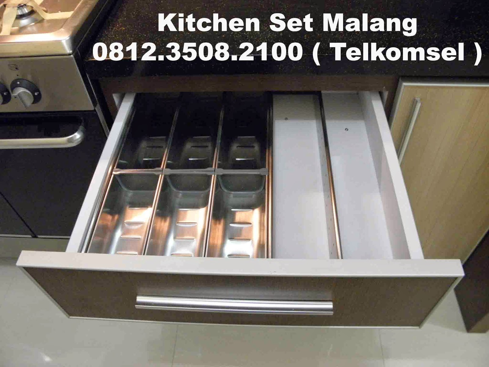 Kitchen set malang murah kitchen set di malang jasa for Laci kitchen set