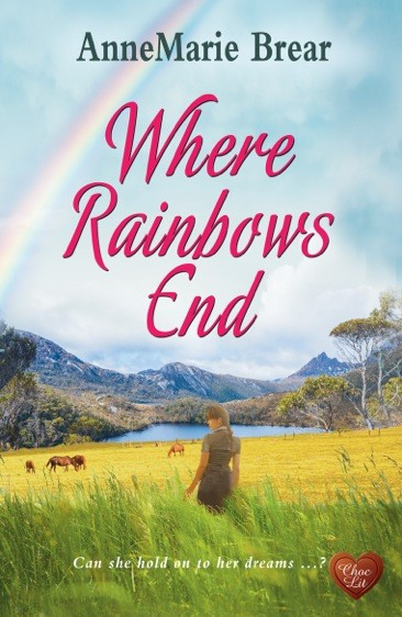 Where Rainbows End by AnneMarie Brear