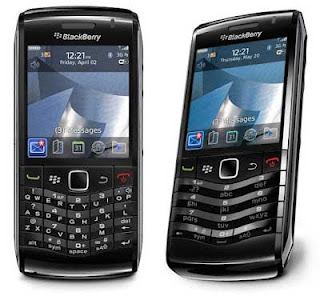 Blackberry Terbaru 2012