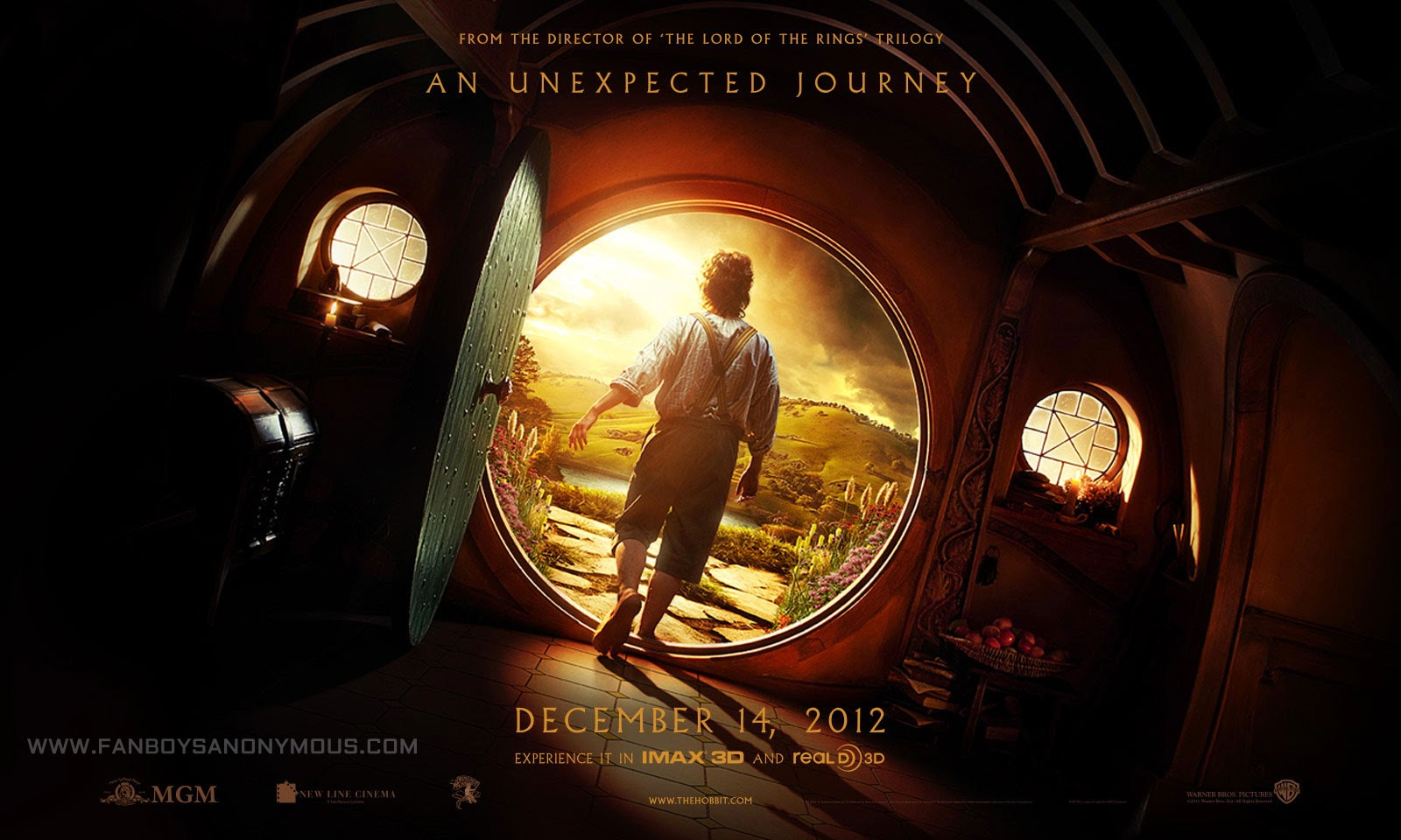 Most pirated movie Hobbit unexpected journey downloads torrentfreak