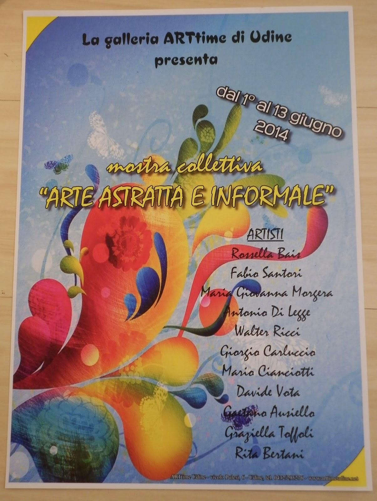 ARTE ASTRATTA E INFORMALE