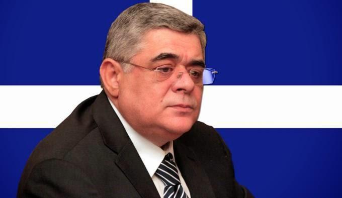 Ν. Γ. Μιχαλολιάκος: Για πρώτη φορά στην ιστορία του Ελληνικού Έθνους ένας άδικα φυλακισμένος θα πάρει εντολή σχηματισμού κυβερνήσεως από τη φυλακή