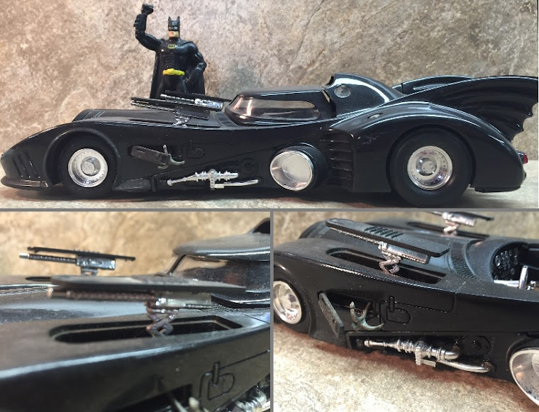 Newer Batmobile ~