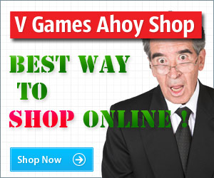 V Games Ahoy Shop