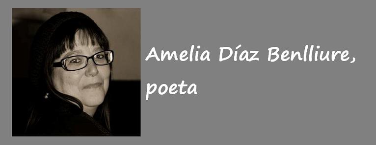 Amelia Díaz Benlliure, poeta