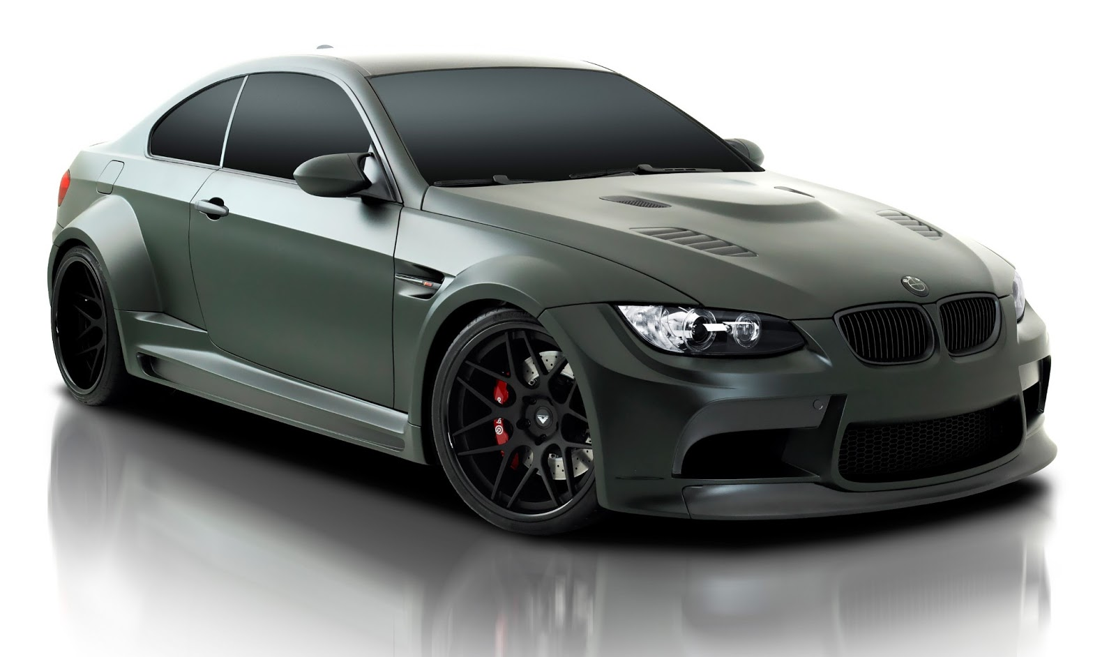 Cars Gto Vorsteiner Gtrs3 Bmw M3 Widebody Coupe