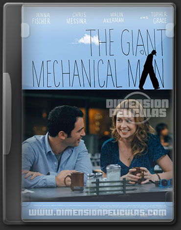 The Giant Mechanical Man (DVDRip Ingles Subtitulada) (2012)