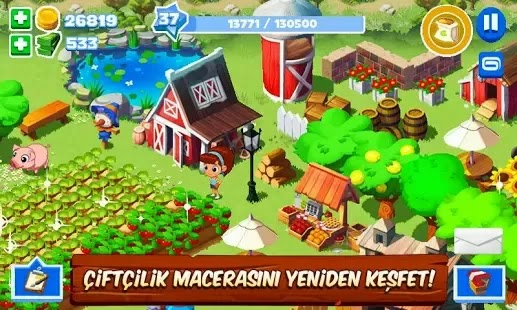 green farm 3 gameloft
