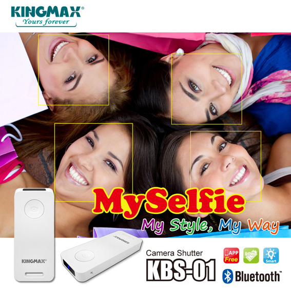 KINGMAX MySelfie KBS-01 Camera Shutter