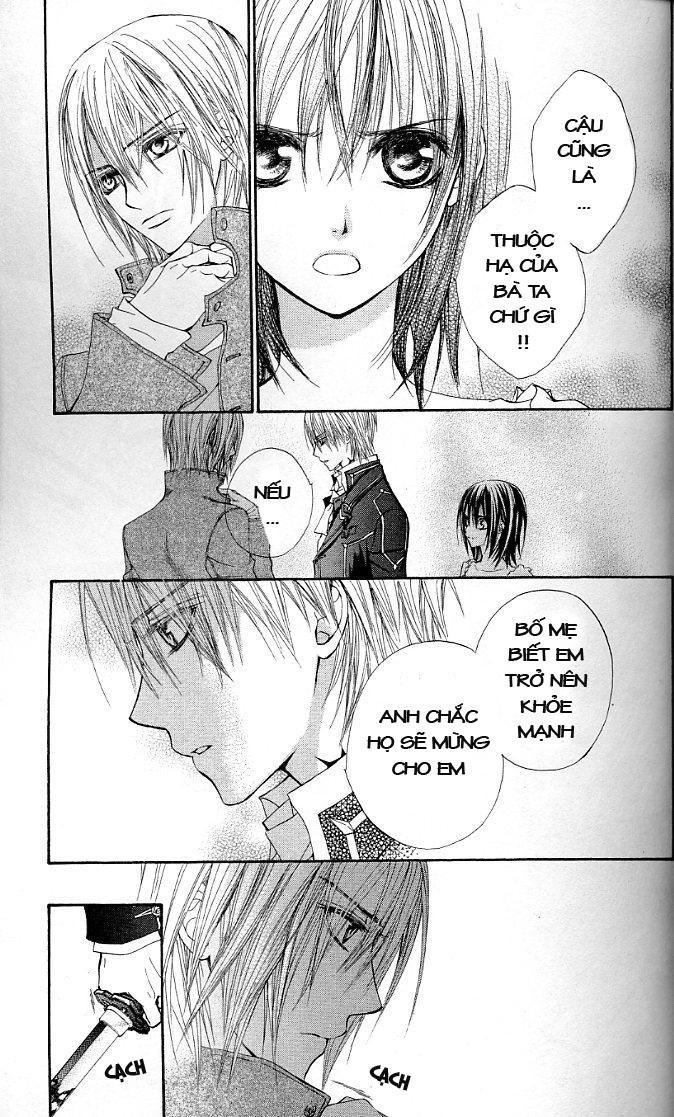 Vampire Knight Chapter 20 - Trang 16