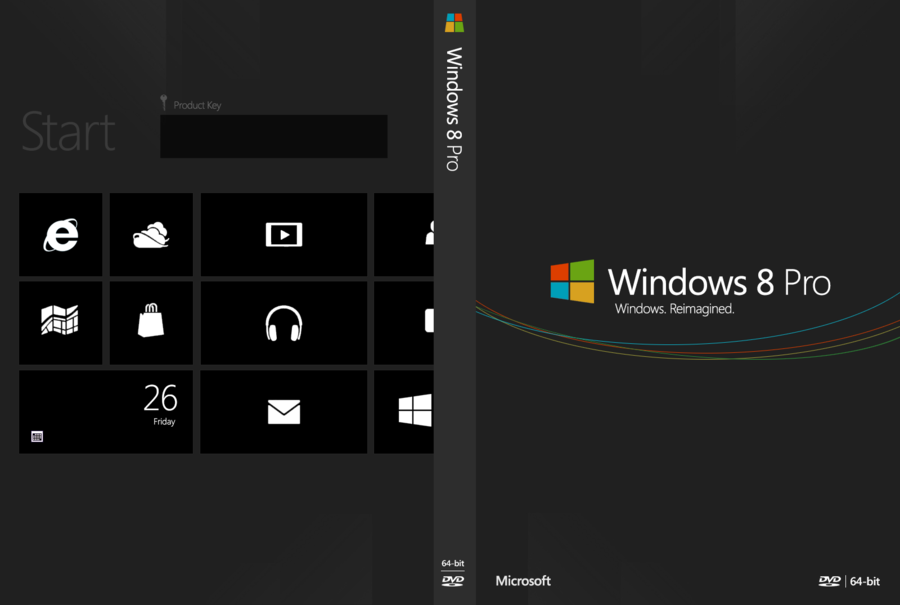 Windows 8 Pro x64 x86 Final PT-BR windows 8 pro