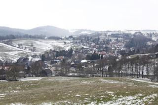 Blick über Breitenfurt West