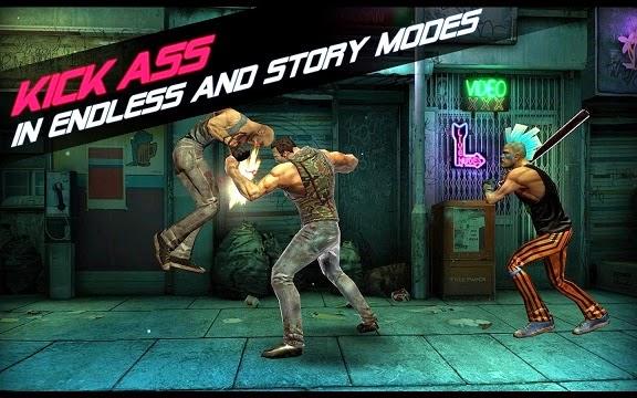 Fightback full apk game