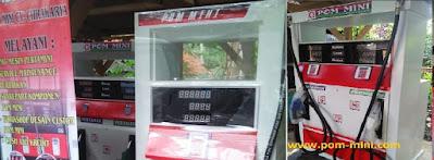 Produksi Pertamini Mesin Pom Mini ™