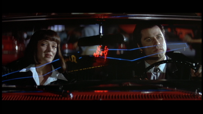 pulp fiction analysis Pulp fiction: shot by shot scene analysis the gold watch in this scene, we see  butch coolidge return to his apartment after his girlfriend.