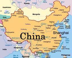 ERelova June - Location of china