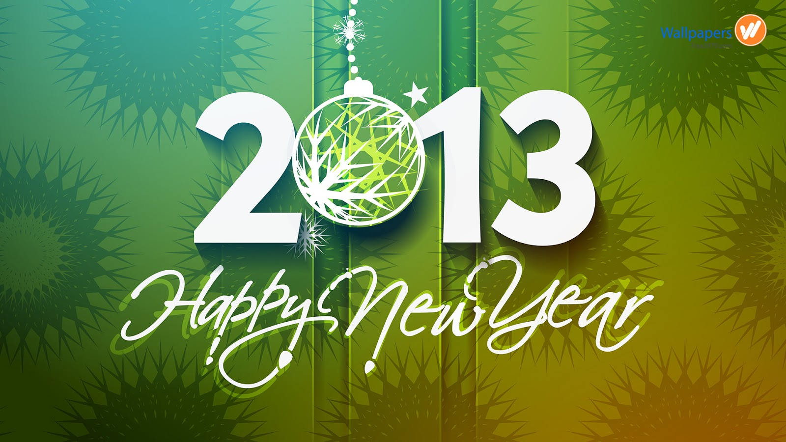 Wallpapers Wallpaper 20 Amazing Happy New Year 2013 Wallpapers