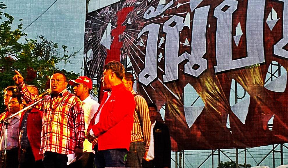 UDD Red Shirts