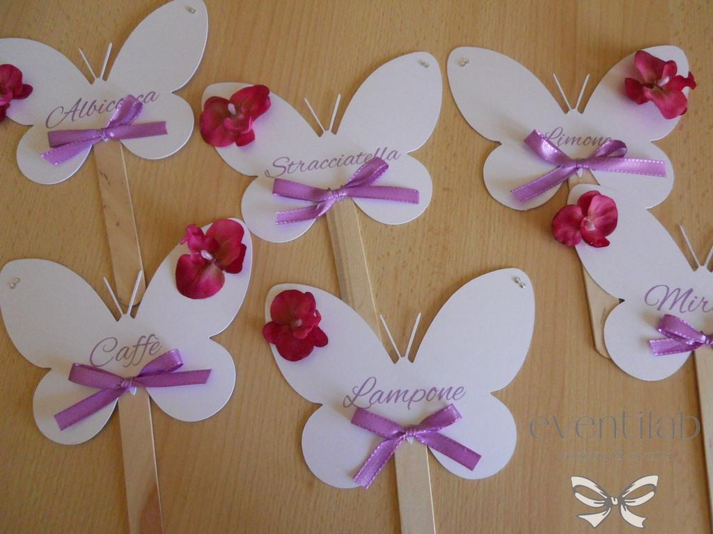 Bien connu Eventilab: Matrimonio tema farfalle UD75