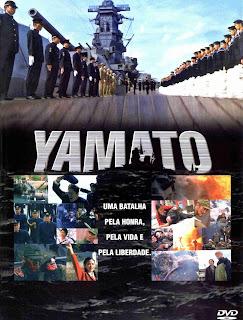 Filme Poster Yamato DVDRip XviD & RMVB Dublado