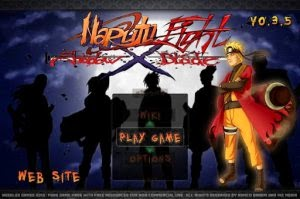 Naruto Fight Shadow Blade X - Free Download Game Gratis - Android