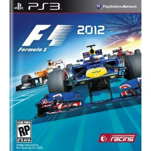 Formula-1 2012 Racing Game image for www.Formula1Race.co.uk
