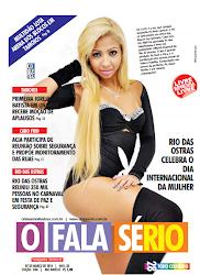 Clique aqui e leia  a ultima edição do Jornal o Fala Sério