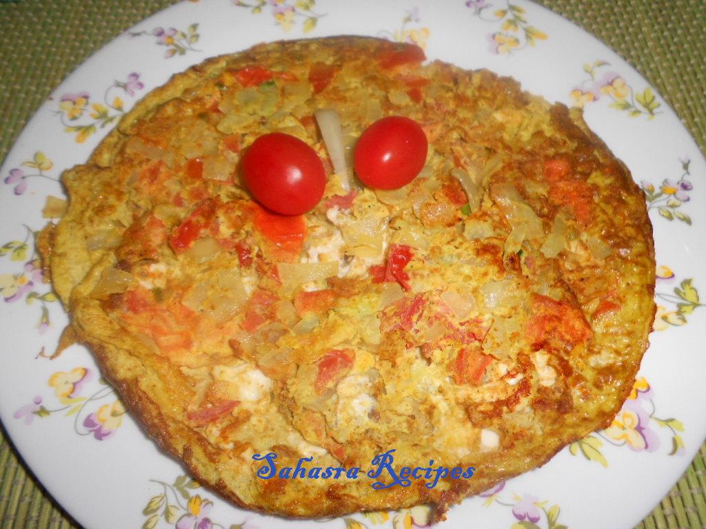 egg omelette - photo #44