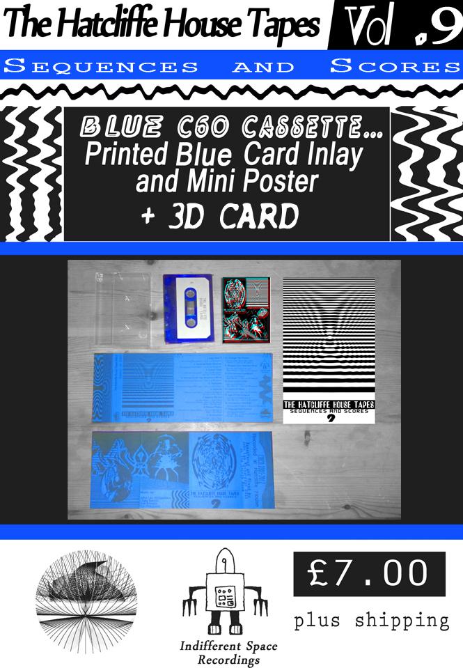 Volume 9 (C60 Blue Cassette)
