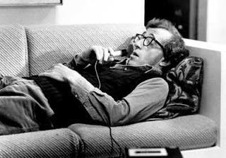 Manhattan - Woody graba razones para vivir