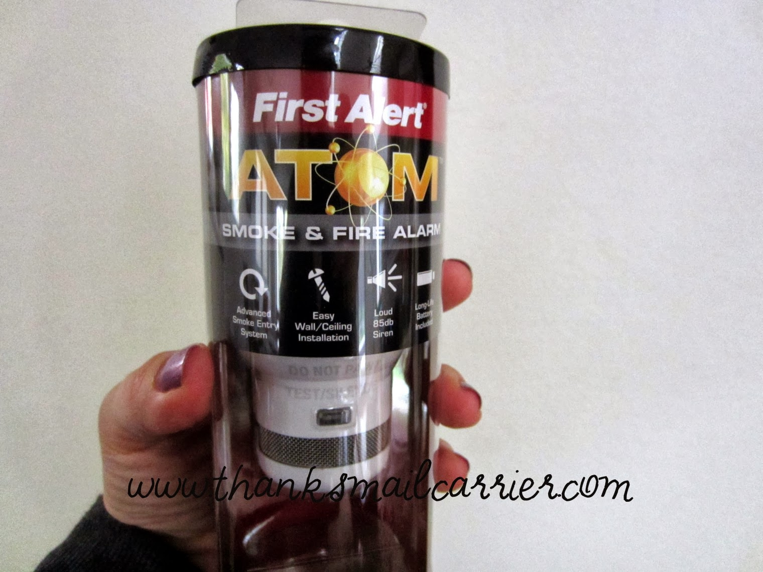 First Alert Atom Alarm