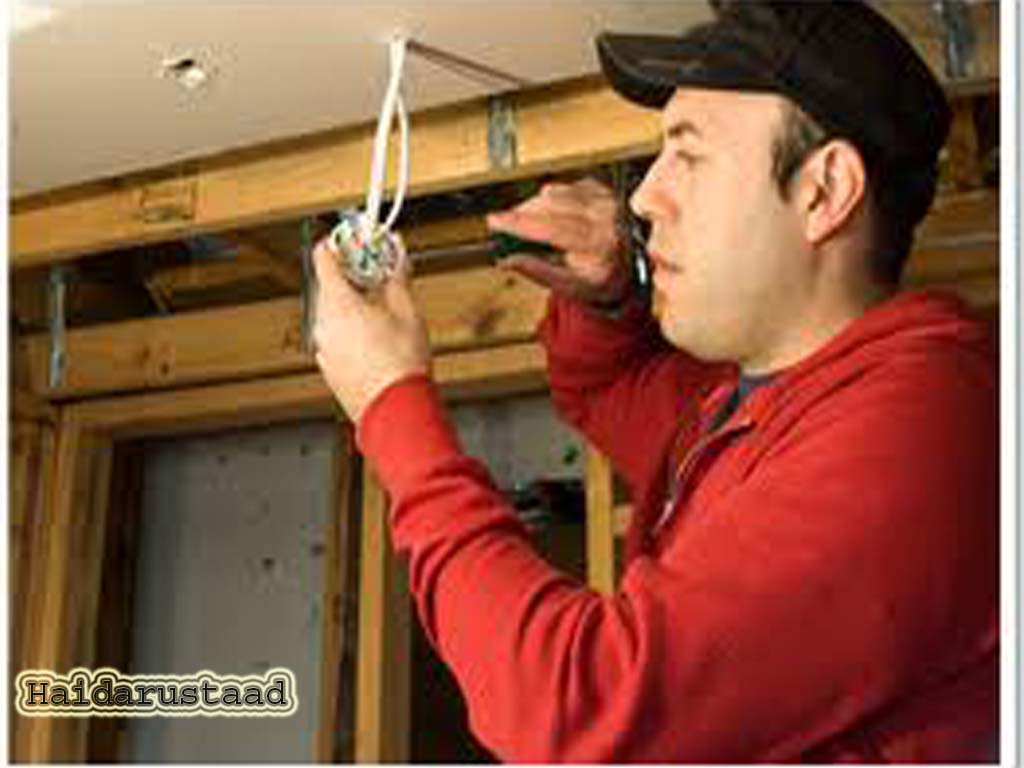How Can We Install Batten Wiring System Electrical And Electronic Up Holder Installation Method First Of All Draw The Straight Lines With Colored Thread On Walls Building Always To Height 3