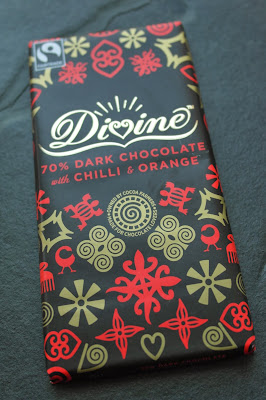 Divine Chocolate bar