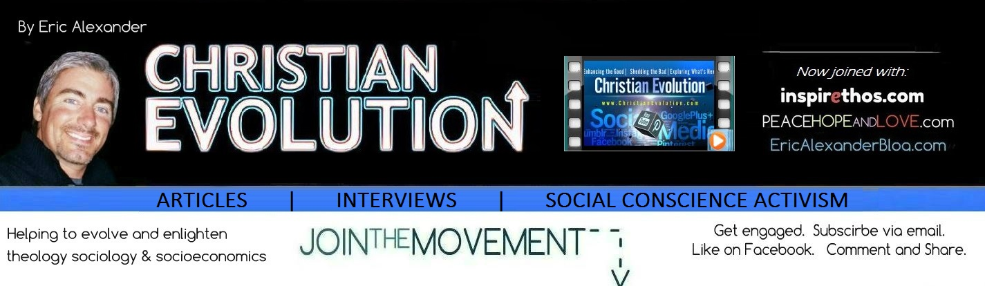 Christian Evolution | Progressing Christianity