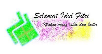 Kartu Ucapan Idul Fitri 1434 H 2013