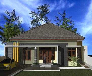 desain rumah minimalis yang nyaman untuk tempat tinggal