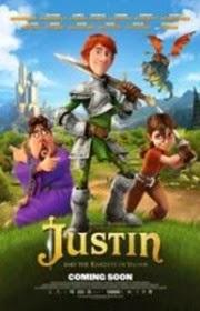 Ver Justin y la espada del valor (2013) Online