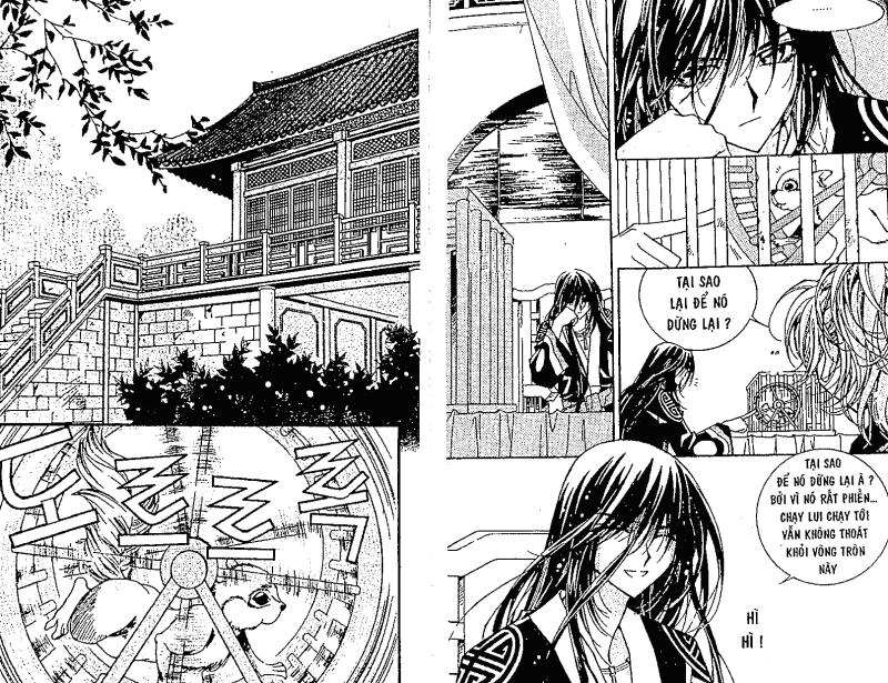 LEGEND - Truyền thuyết Fushigi Chapter 2 - Trang 61
