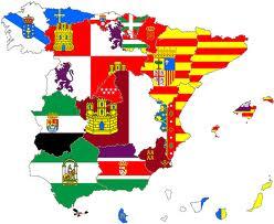 AUTONOMÍAS de ESPAÑA