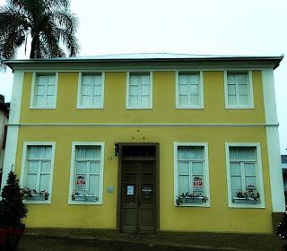Casa Antônio Mengatto, Antônio Prado