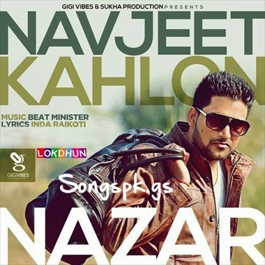 Nazar - Navjeet Kahlon Mp3 Song
