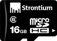 (Hot) 79% off on Strontium 16GB Micro SDHC Memory Card (Class 6)