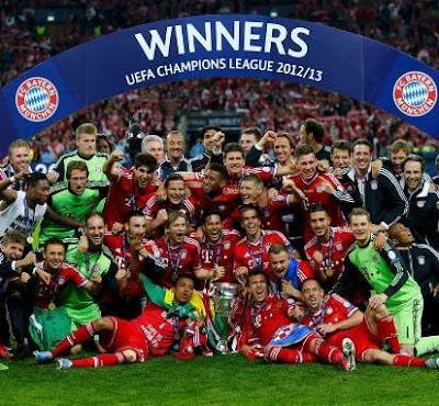 Taklukkan Chelsea, Bayern Muenchen Juara Piala Super Eropa