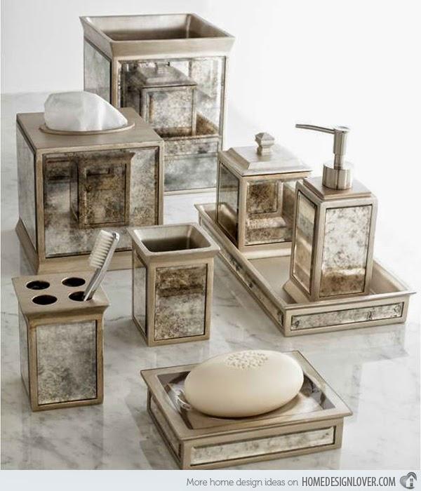 Small Palazzo Bathroom Acsessories