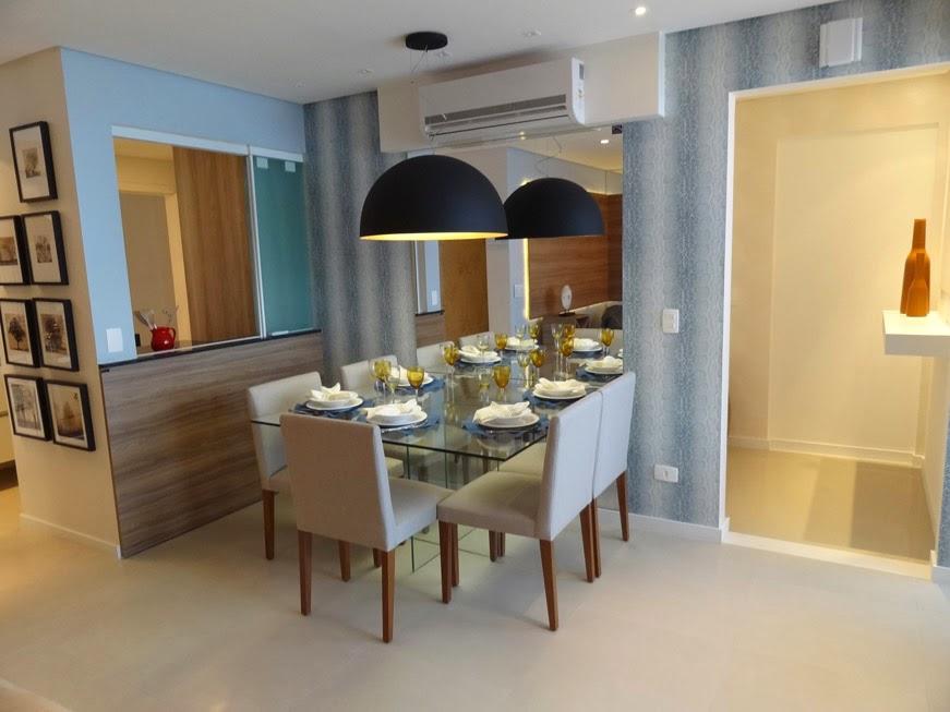 Sala De Jantar Apartamento ~  nestas disposições é a mesa de jantar parede o uso de espelho para