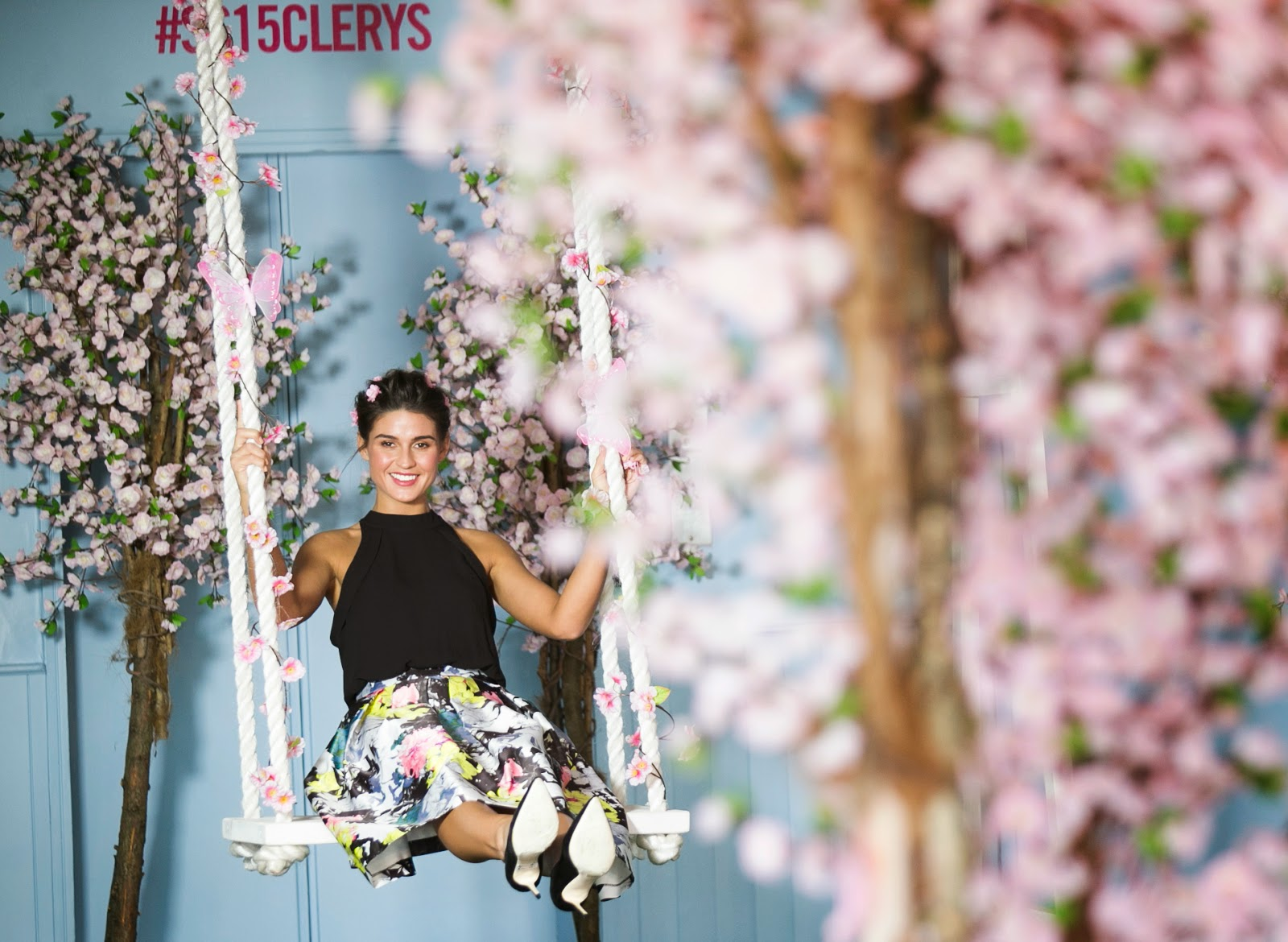 Swing into Spring #SS15Clerys