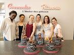 Atelier Cake Design avec Gabriella