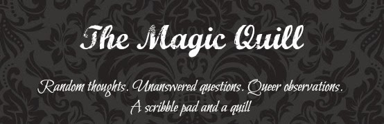 The Magic Quill