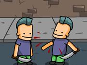 Tiệc dao, game đánh nhau hay tại GameVui.biz